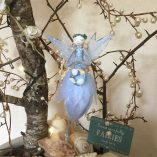 Fab Feather Fairy Blue
