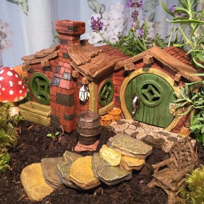 fairy brick burrow