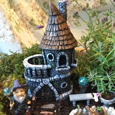 Castle Fairy Home