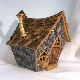 Shingletown Crooked Little Fairy House