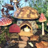 Fairy House Mushroom