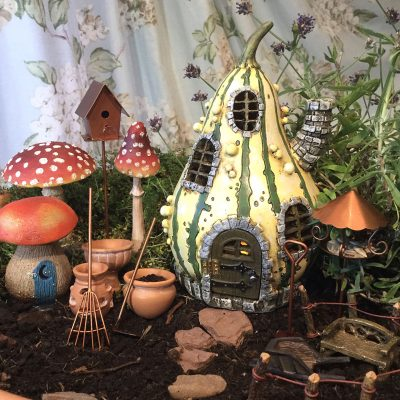 tripe gourde fairy home