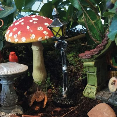 fairy accessory lamp post