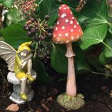 fairy accessories toadstool thin tall