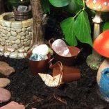 fairy accessory mini bucket set of 3