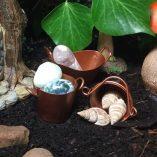 fairy accessory three mini buckets