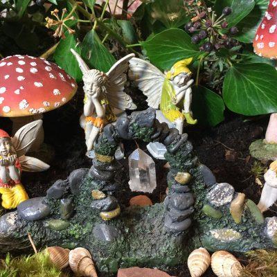 fairy accessory stone arch