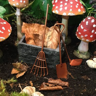fairy accessory copper tool kit