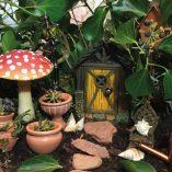 five quarters cottage fairy door
