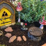 five quarters gnome hatch in yellow